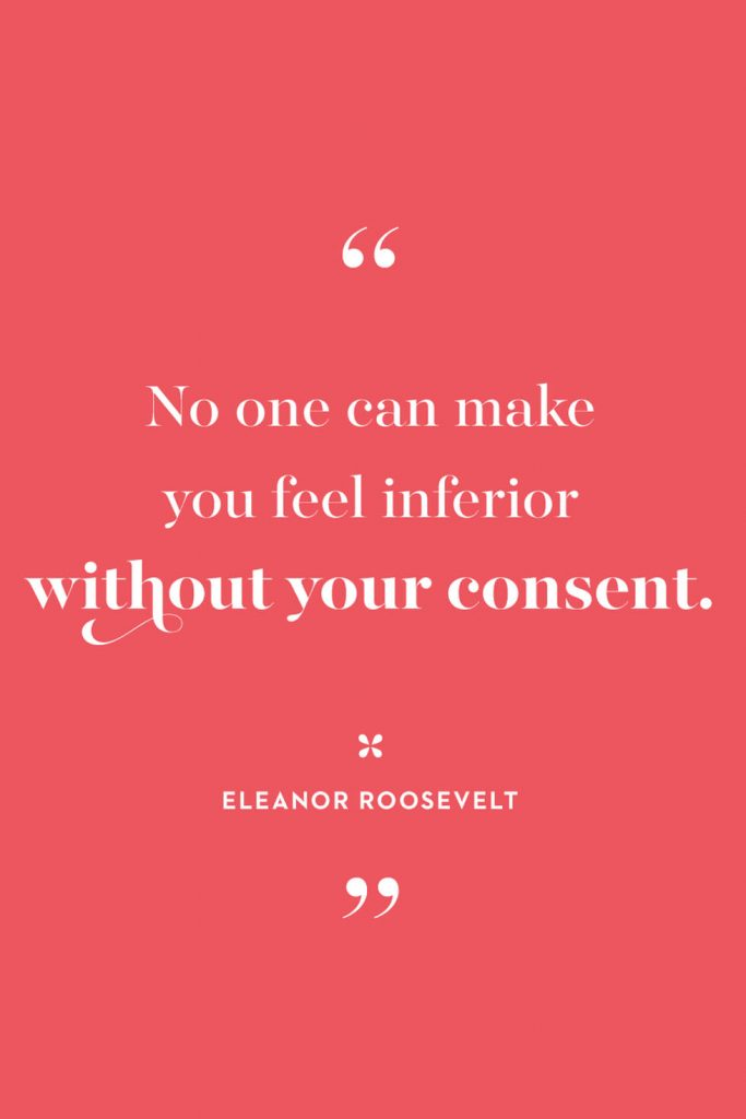 International Women's Day Quotes by Eleanor Roosevelt