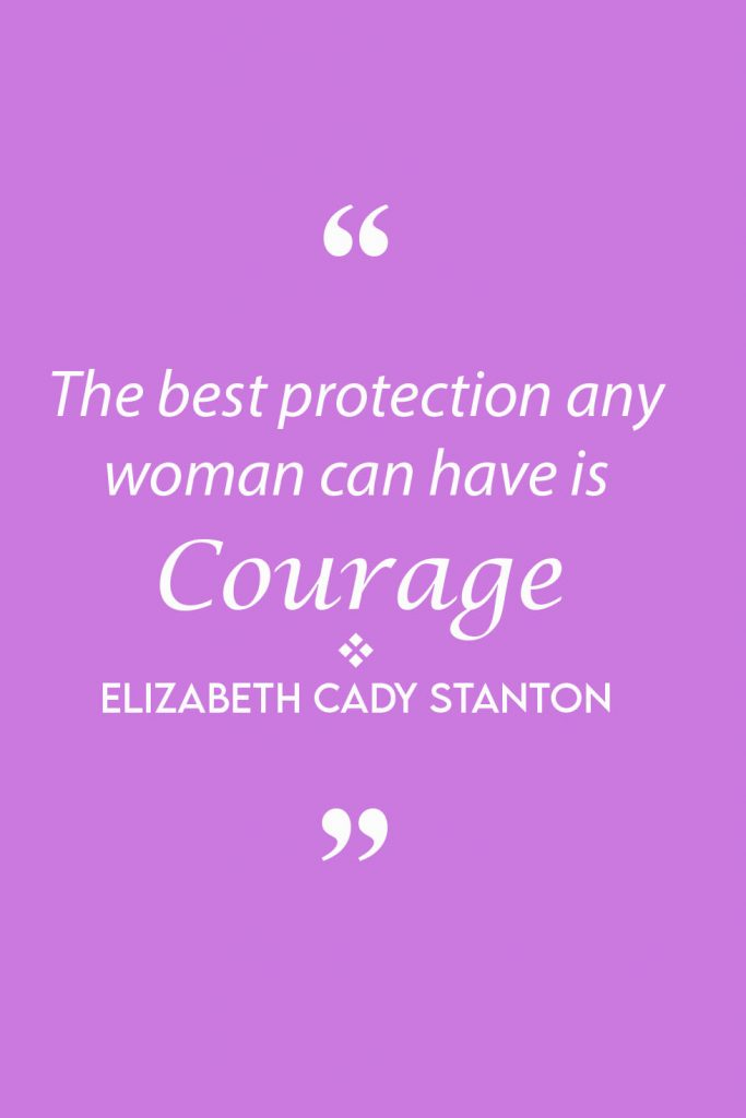 International Women's Day Quotes by Elizabeth Cady Stanton