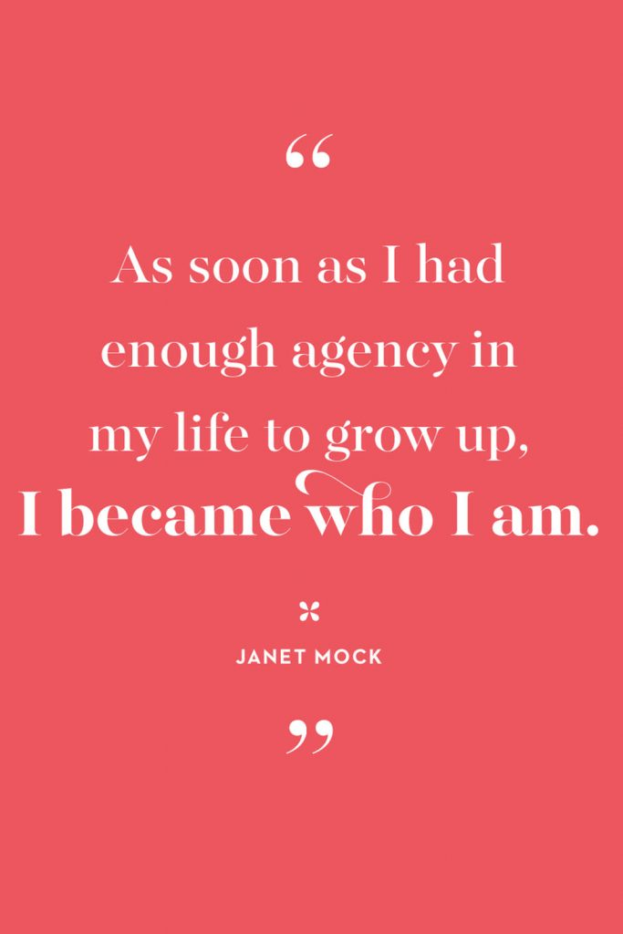 International Women's Day Quotes by Janet Mock
