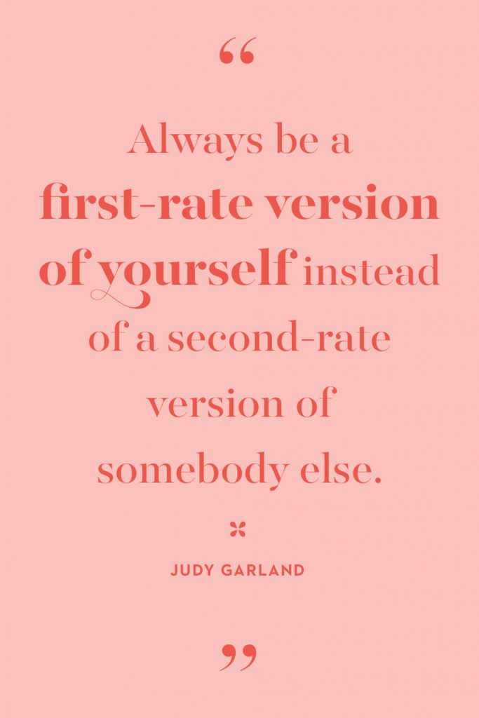 International Women's Day Quotes by Judy Garland