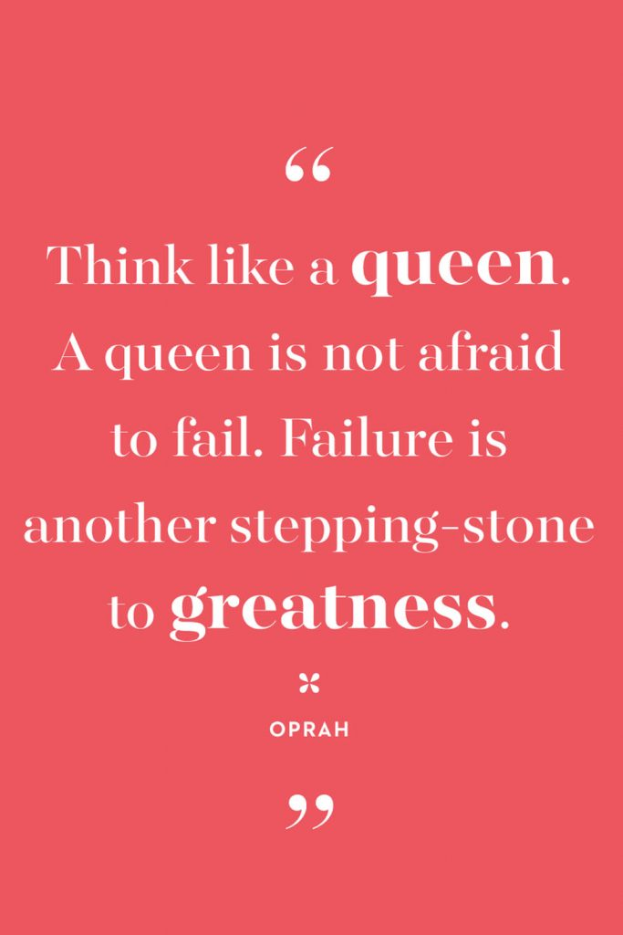 International Women's Day Quotes by Oprah