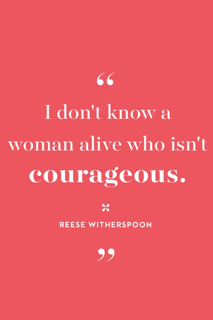 International Women's Day Quotes by Reese Witherspoon
