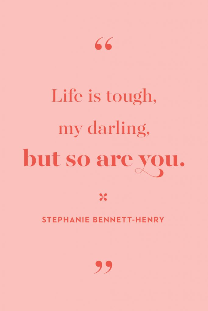 International Women's Day Quotes by Stephanie Bennett-Henry