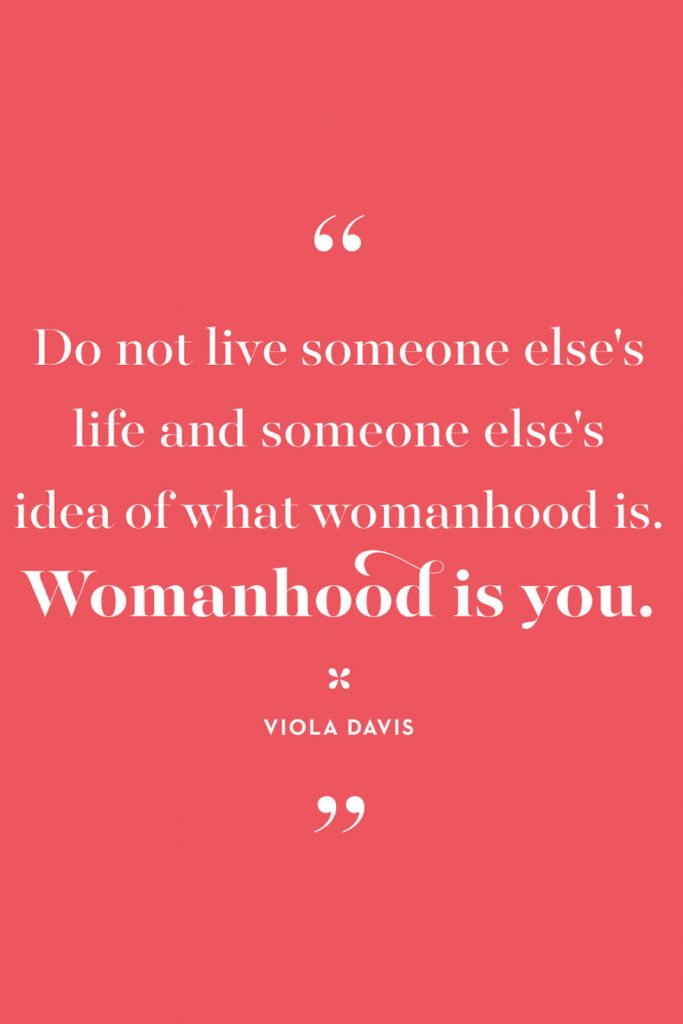 International Women's Day Quotes by Viola Davis