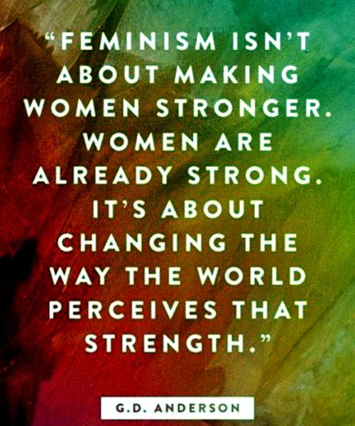 Slogans For Women's Day