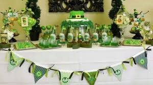 St Patrick's Day Party Themes