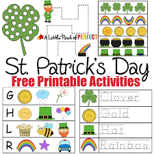 St. Patrick's Day Activities for Office