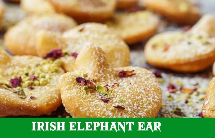 St. Patrick's Day Appetizer Ideas of Irish Elephant Ear