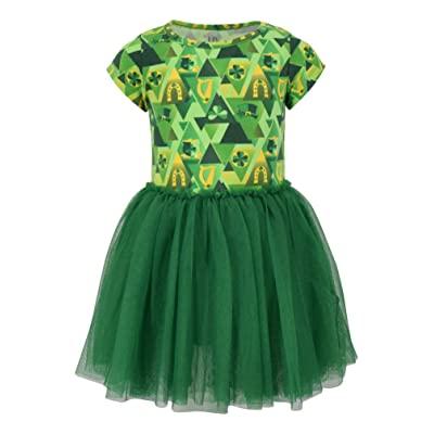 Unique Baby Girls Everyday Tulle Short Sleeve Toddler Tutu Dress Skirt Set