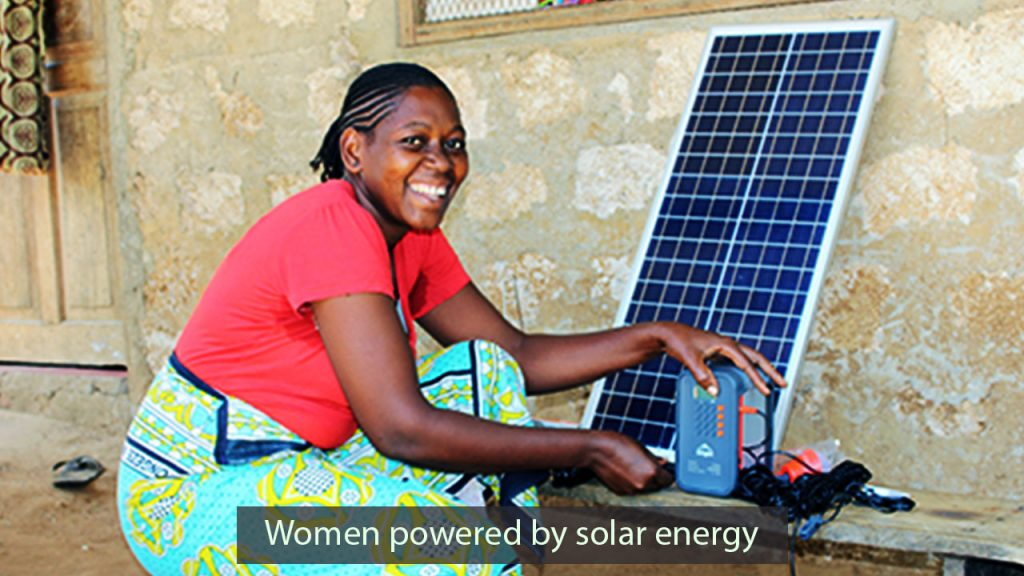 Women powered by solar energy Kenyan renewable energy entrepreneurs canada