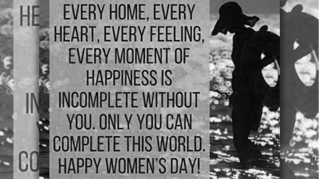 Women's Day Greetings image