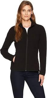 full zip polar jacket international women's daygifts for employees