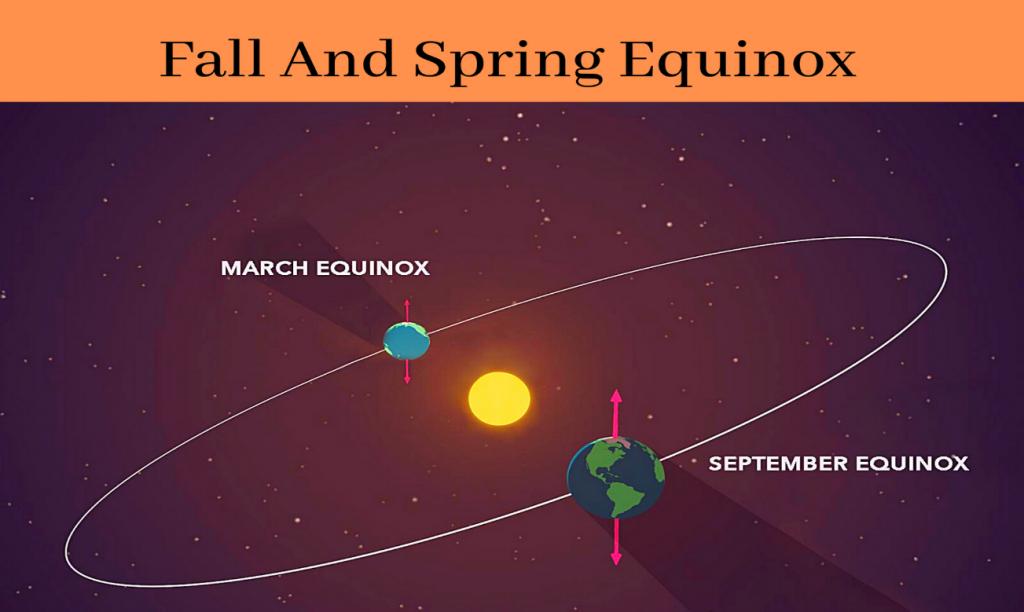 Autumnal Equinox - Fall Equinox
