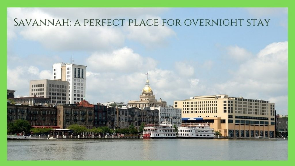 Budget and stylish stay in Savannah
