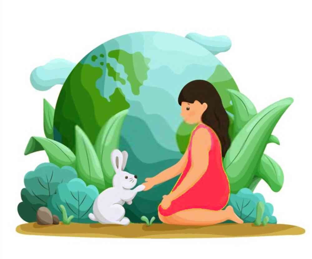 Earth day images of wild life 2021