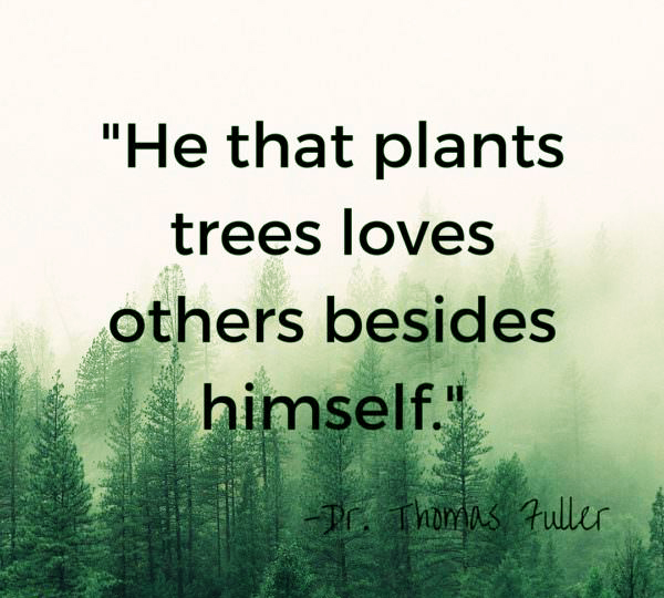 Earth day quotes 2021 by Thomas Fuller