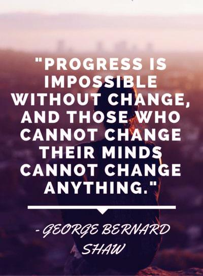 Earth day Progress Quote