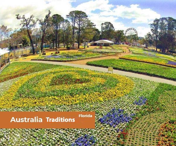 Floriade – Australia Traditions Spring