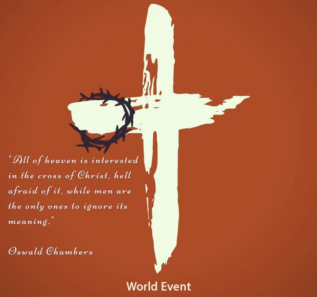 Good Friday Quotes image by Oswald Chambers
