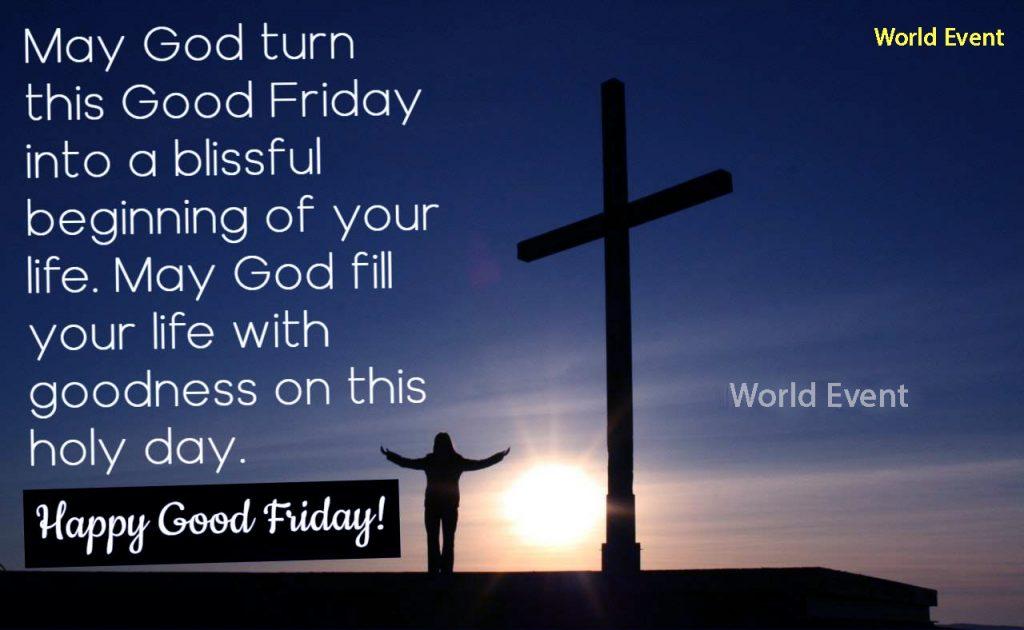 Good Friday Wishes image 1