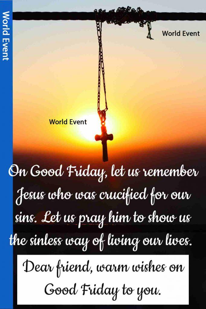 Good Friday Wishes image 5