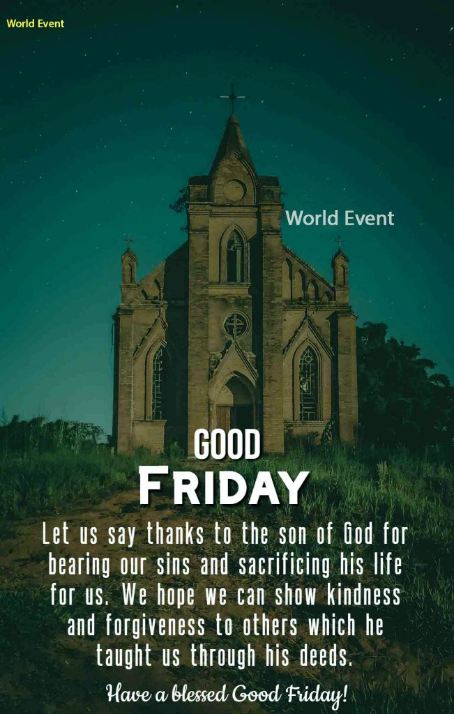 Good Friday Wishes images 6