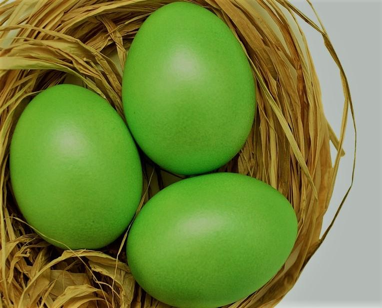 Good friday history jokes of green egg