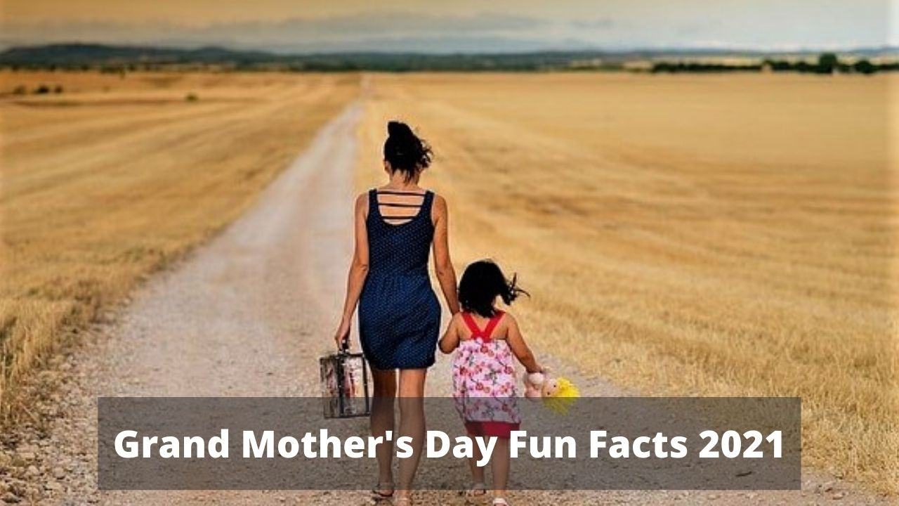 Grand Mother's Day Fun Facts 2021