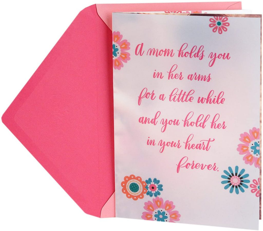 Hallmark Dayspring Religious Mothers Day Card for Mom (Wonderful Gift of You) 2021