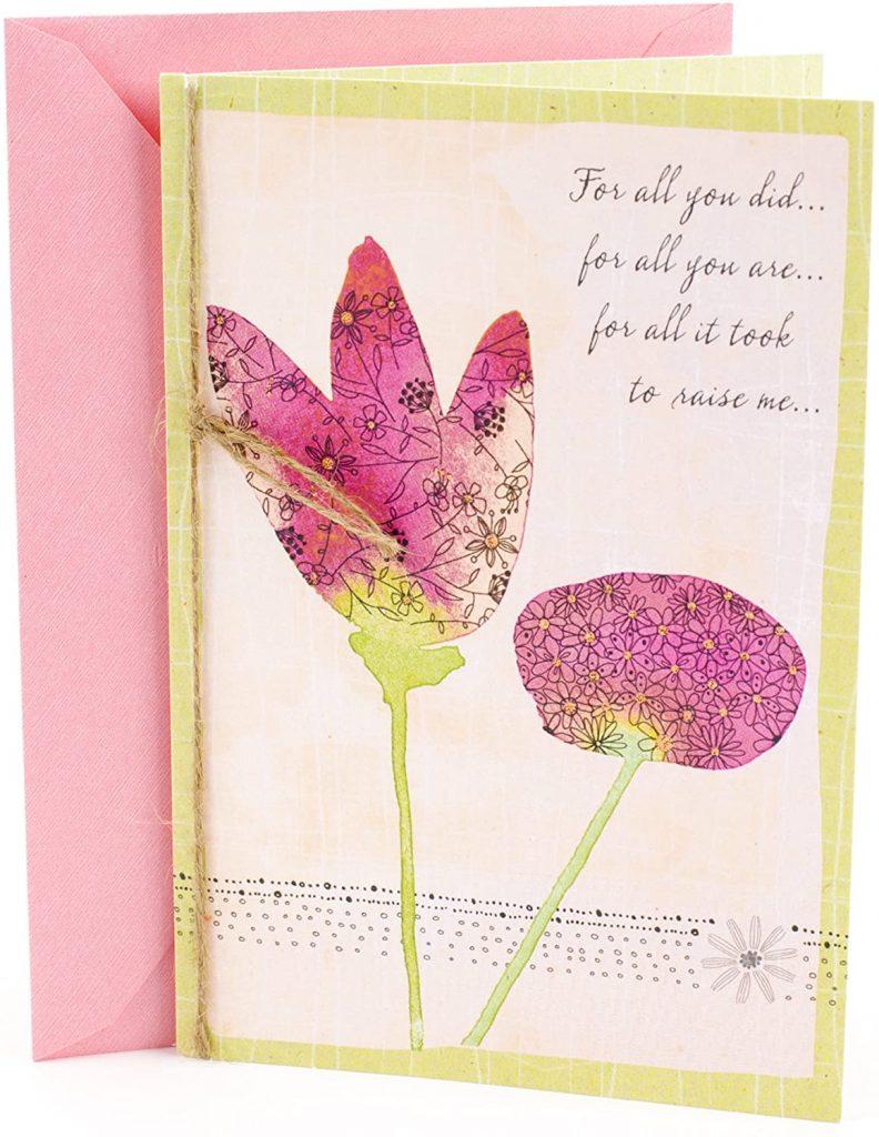 Hallmark Mother's Day Card (So Very Grateful) 2021