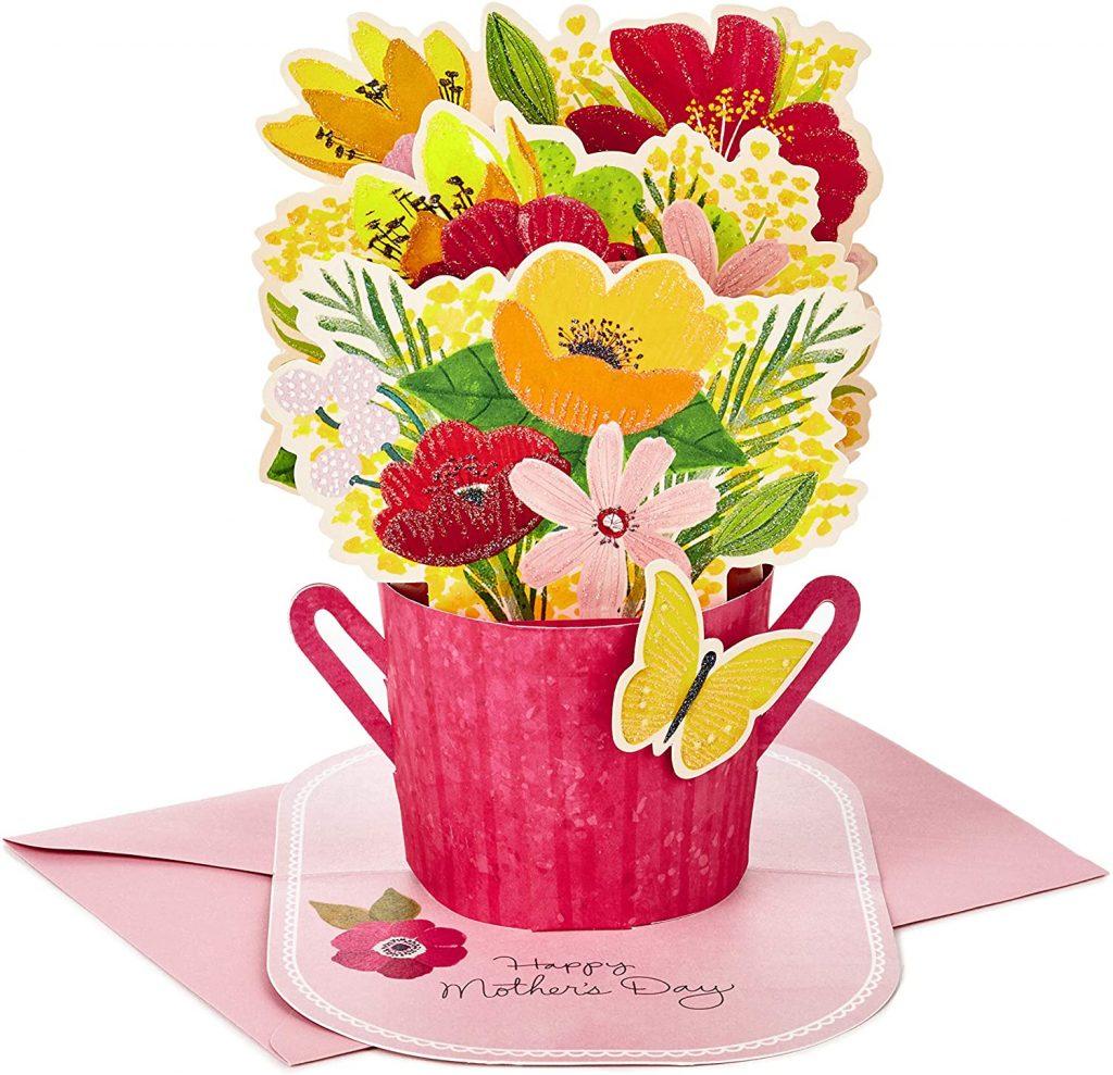 Hallmark Paper Wonder Mothers Day Pop Up Card 2021