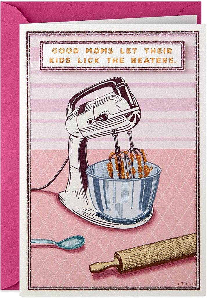 Hallmark Shoebox Funny Mothers Day Card (Good Moms) 2021