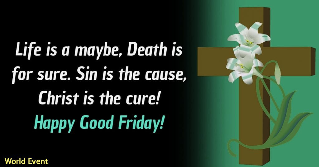 Happy Good Friday Images Quotes