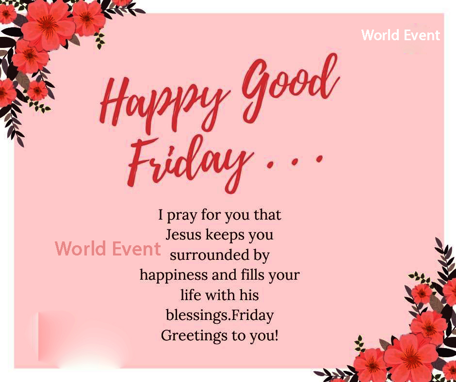 Happy Good Friday wishes images 2