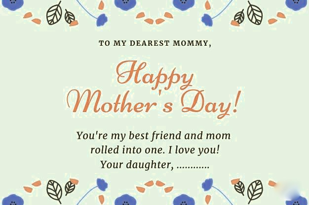 Happy Mothers Day 2021 Images for Daughter 1
