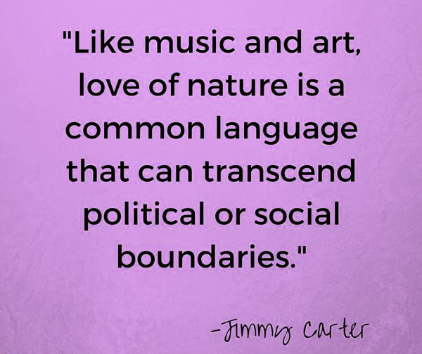 Jimmy Carter earth day quotes