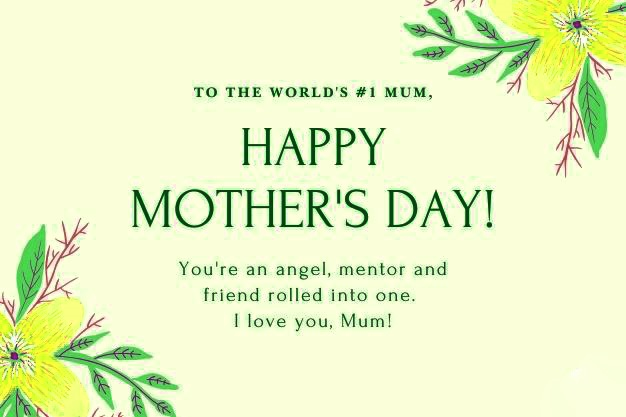 Mothers Day Images with Wishes 2021 2