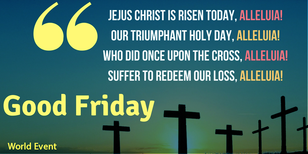 Quotes of Good Friday