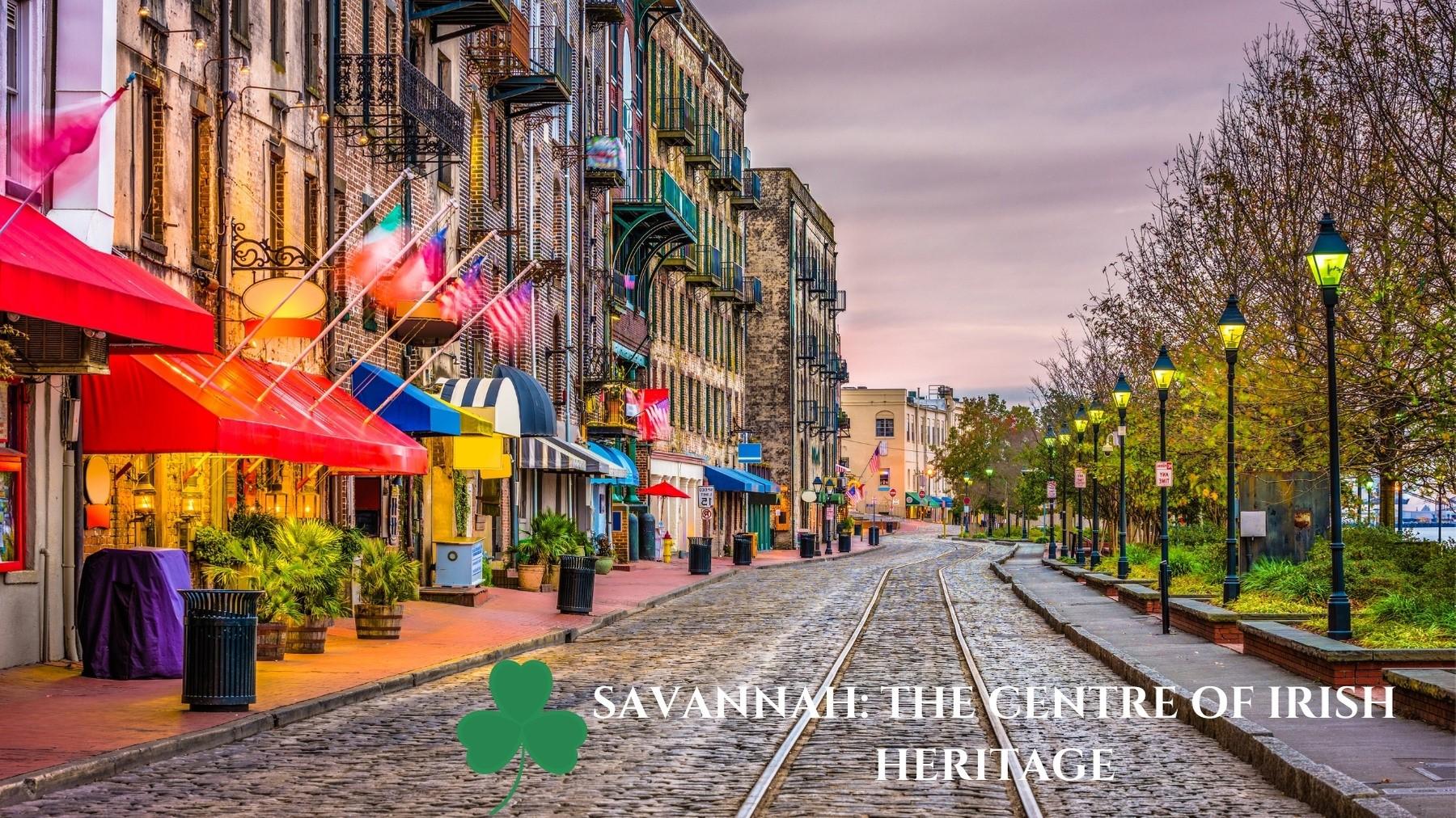 Grand Savannah St. Patrick's Day parade 2021