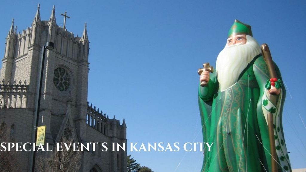 Special events in Kansas City, Missouri event of St. Patrick's Day