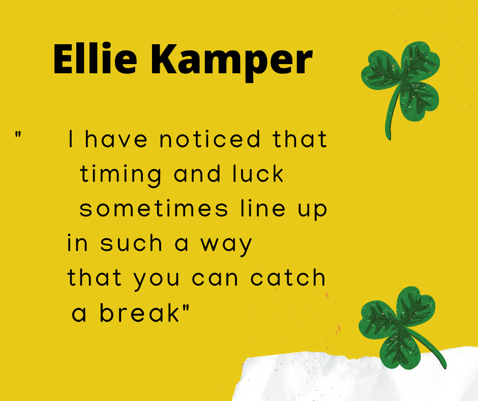 St Patrick's Day Phrases by ellie kamper