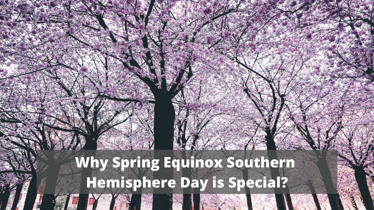 Why Spring Equinox Southern Hemisphere Day is Special