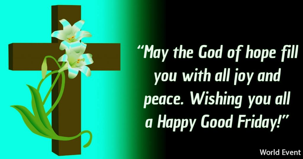 good friday quotes images in english