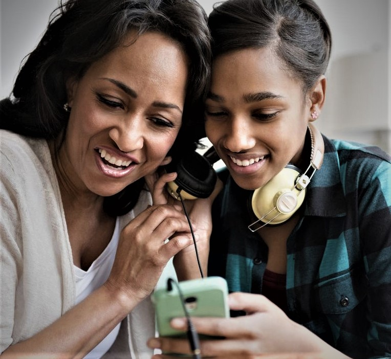 mother's day activities to do with mom Make Mom a Playlist
