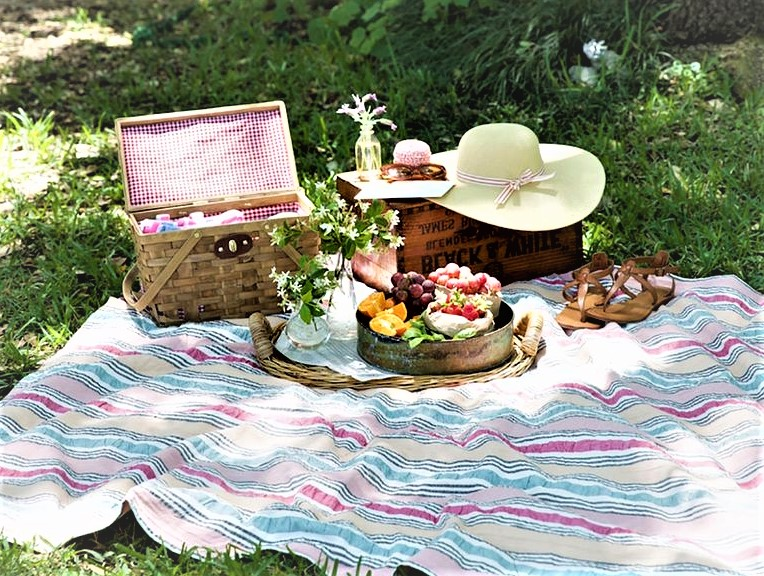 mother's day activities to do with mom Plan a Picnic