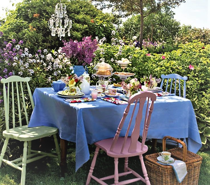 mother's day activities to do with mom Throw a (Real or Virtual!) Tea Party