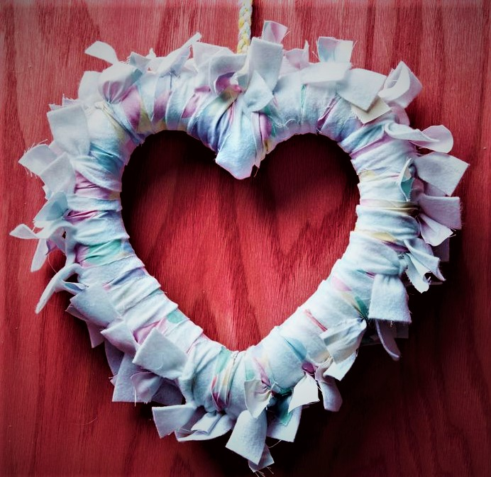 mother's day activities to do with mom craft a wreath