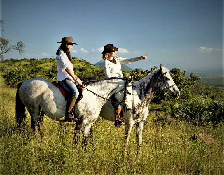 mother's day activities to do with mom horse back riding