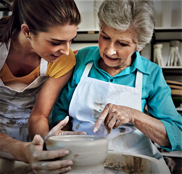 mother's day activities to do with mom pottery class