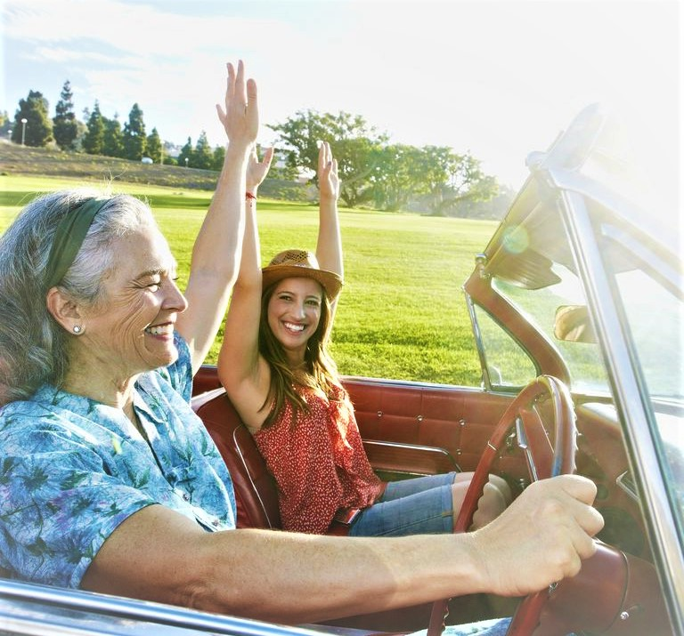 mother's day activities to do with mom take her on ride